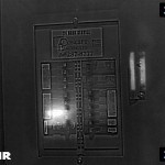 After upgrade - exhibiting Flir's MSX image which is fantastic for some uses