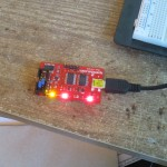 """Self Test -  """"MODE and VREG LEDs should be on!"""""""